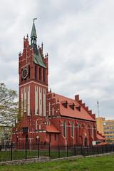Church of the Holy Family, Kaliningrad, Russia