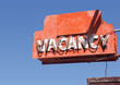 Route 66 South West motel sign Vacany