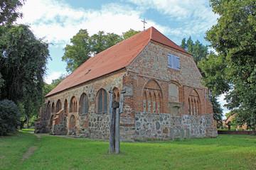 Johanneskirche in Liepe (1216,Mecklenburg-Vorpommern)