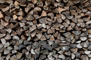 Holzstapel, Scheiterhaufen