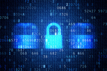 Secured data transfer