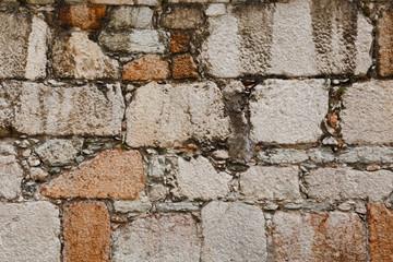 alte Steinmauer, Gartenmauer