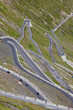 Hairpin turns, Stelvio pass