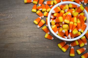 Candy Corn Border