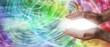 Male healer website header