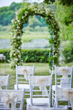 decorative wedding chairs
