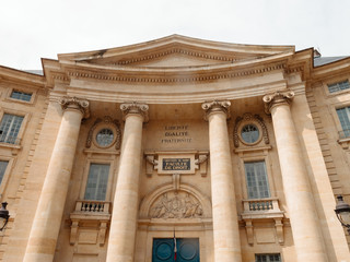 Faculty of Law, Paris