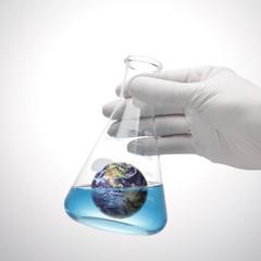 地球調査イメージ