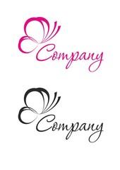 "Логотип ""Бабочка"" / Logo ""Butterfly"""