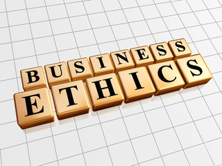 business ethics in golden cubes
