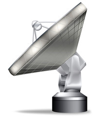 Satellitenantenne