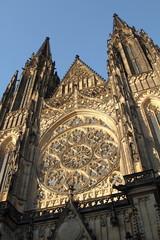 Cathedral st. Vitus in Prague