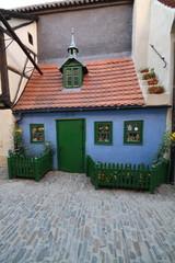 house No.19 Golden Lane Prague