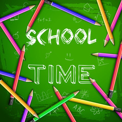 School background