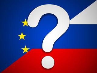 EU or Russia?
