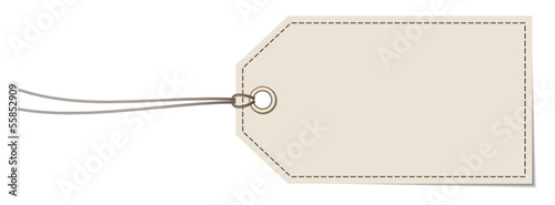 Beige Label Seam