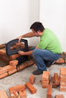 Building a masonry heater