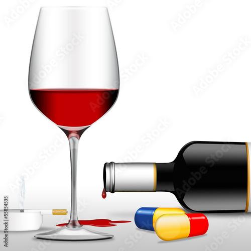 Drogenkonsum, Drogenmissbrauch, Drogensucht