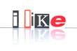 I like  - Social Media