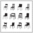 Chair icons - 55860577