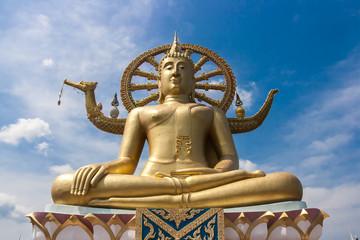 Big Buddha statue, Koh Samui island, Thailand