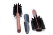 Haarbürste mit Kamm