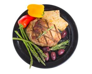Atkins mediterranean diet.