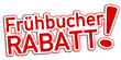 Frühbucher Rabatt Schild  #130904-svg01