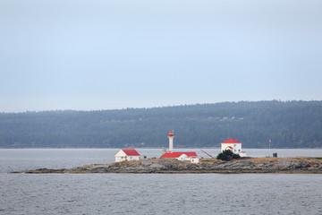 Entrance Island Lighthouse, British Columbia