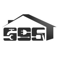emblem design for repair of houses