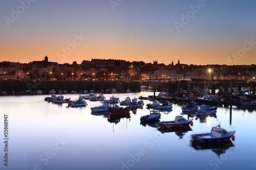 Keuken foto achterwand Poort Guernsey St Peter Port