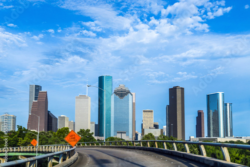 cityscape of Houston