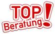 Top Beratung Sticker rot  #130904-svg09