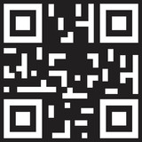 sample qr code ready to scan