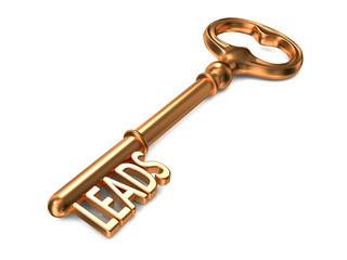 Leads - Golden Key.