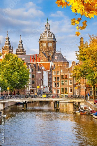 St. Nicolas Church in Amsterdam