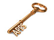 Apps - Golden Key.