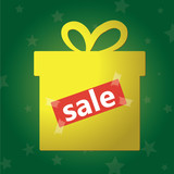 Christmas sale box
