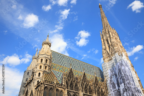 St. Stephan cathedral in Vienna