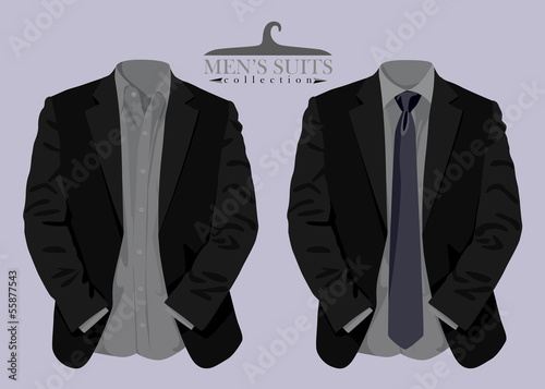 Perfect Men's Suits collection.