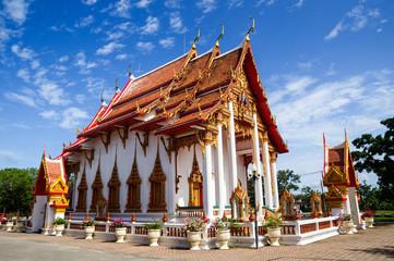 Chaitharam Temple, Wat Chalong, Phuket, Thailand