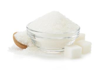 sugar in bowl