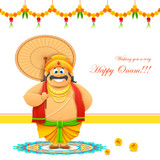 Onam Background