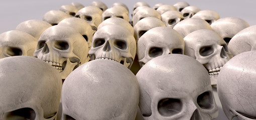 Massacre Of Skulls
