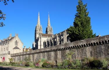 La Cathédrale St Corentin Quimper