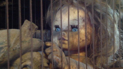 horror symbolic for child abuse