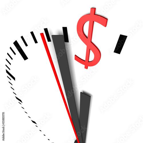money, time, clock, dollar, tax,