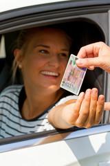 Führerschein, Prüfung bestanden