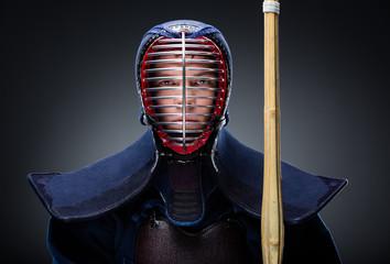 Asian martial arts concept