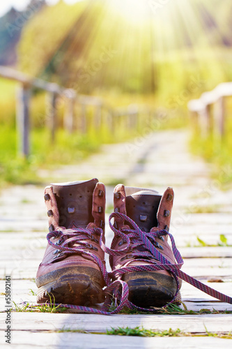 Sunny hiking - 55892161